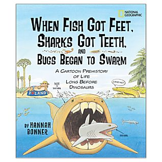 When Fish Got Feet, Sharks Got Teeth, and Bugs Began to Swarm - Softcover