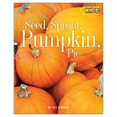 Seed, Sprout, Pumpkin, Pie, 2009