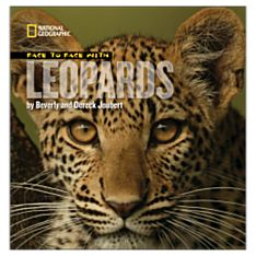 Face to Face with Leopards - Hardcover, Ages 6-9