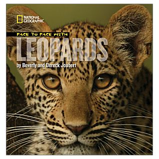 View Face to Face with Leopards - Hardcover image