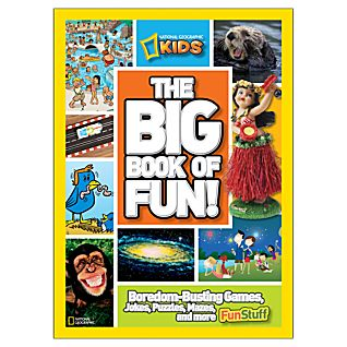 View National Geographic Kids Big Book of Fun image