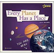 Every Planet Has a Place - Softcover