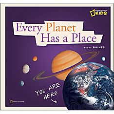 Books About Space and Planets for Kids