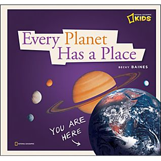 View Every Planet Has a Place - Softcover image