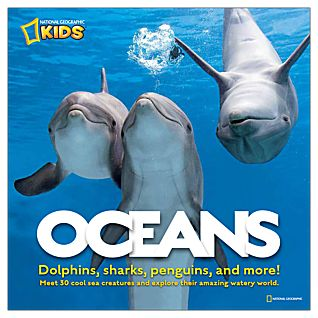 View Oceans Children's Book image