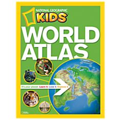 Atlases and Reference Books for 10 Year Olds