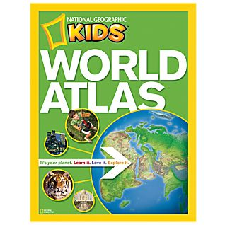 View National Geographic Kids World Atlas image