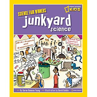 Science Fair Winners: Junkyard Science