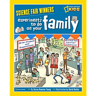 Science Fair Winners: Experiements To Do on Your Family