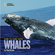 Face to Face with Whales - Softcover, 2010