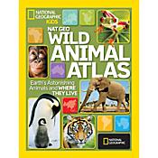 Nat Geo Wild Animal Atlas