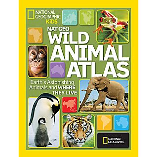 View Nat Geo Wild Animal Atlas image