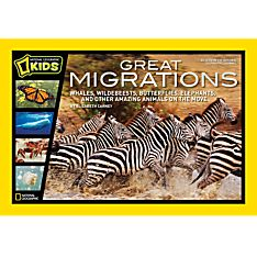 Great Migrations Children's Book