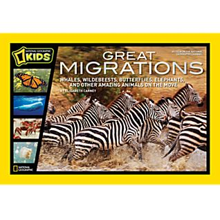 View Great Migrations Children's Book image