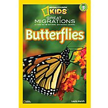 Readers: Great Migrations: Butterflies, 2010