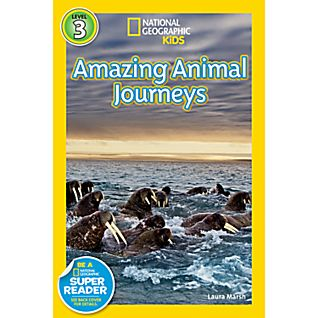 View National Geographic Readers: Great Migrations: Amazing Animal Journeys image
