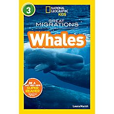 National Geographic Readers: Great Migrations: Whales