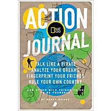 National Geographic Kids Action Journal