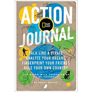 View National Geographic Kids Action Journal image