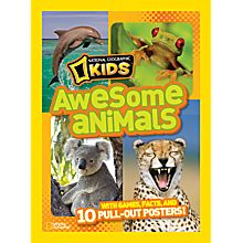 Facts About Animals Book