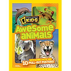 Kids Nature Fact Books