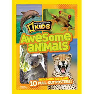 View National Geographic Kids Awesome Animals image