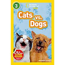Cats and Dogs Kids Book