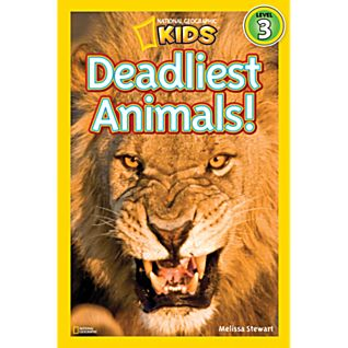 View National Geographic Readers: Deadliest Animals image