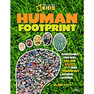 View Human Footprint Book image