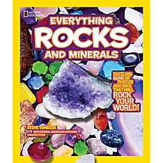 Books of Rocks and Minerals