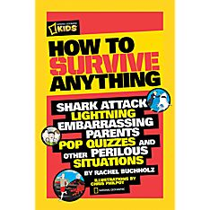 Survival Books for Kids