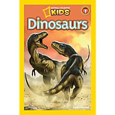 Dinosaurs and Prehistoric Animals Book