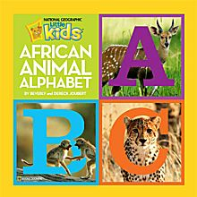 Books African Animals