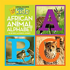 African Animals to Kids