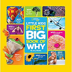 Atlases and Reference Books for Toddlers