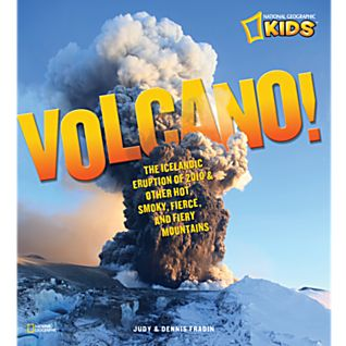Volcano Children's Book
