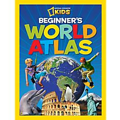 Kids Beginner's World Atlas, 3rd Edition, 2011