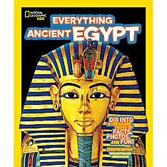 Everything Ancient Egypt, 2012