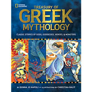 View Treasury of Greek Mythology image