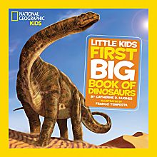 Prehistoric Books for Kids