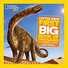 Little Kids First Big Book of Dinosaurs, 2011