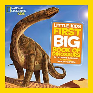 View National Geographic Little Kids First Big Book of Dinosaurs image