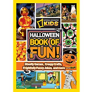 View Halloween Book of Fun! image