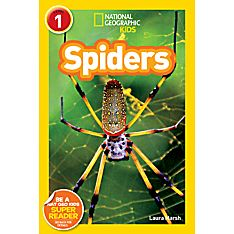 Readers: Spiders, 2011