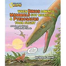 When Dinos Dawned, Mammals Got Munched And Pterosaurs Took Flight