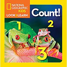 Book Look and Learn Count