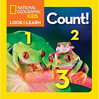 View National Geographic Little Kids Look and Learn: Count image