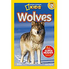 Books on Wolves for Kids