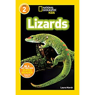 photo: National Geographic Lizards plant/animal identification guide