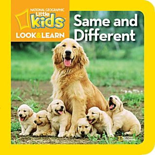 View National Geographic Little Kids Look And Learn: Same And Different image